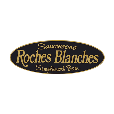Saucissons roches blanches